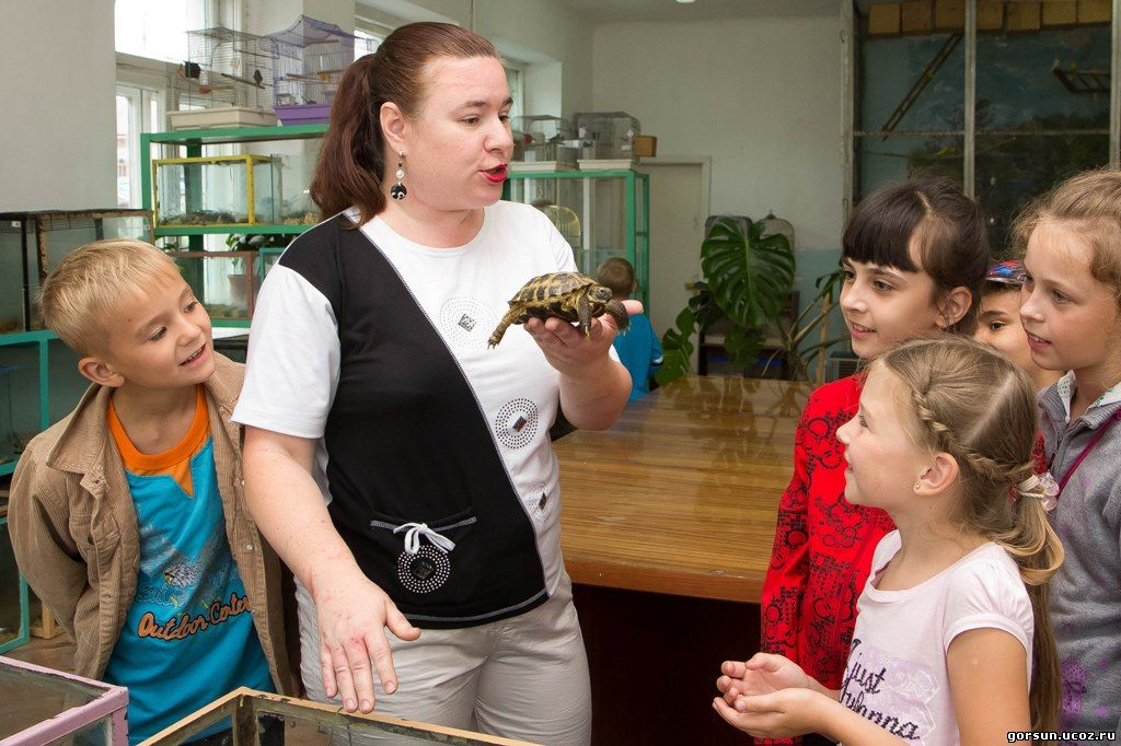 Программы для объединения юный натуралист